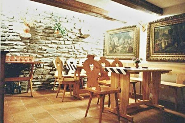 Chaty a chalupy k pronajmutí - Chalupa v Petrovicích - vinárna